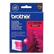 Brother LC-1000M (inkoust magenta, 400 str.)