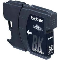 Brother LC-1100BK (ink. černý, 450 str.)