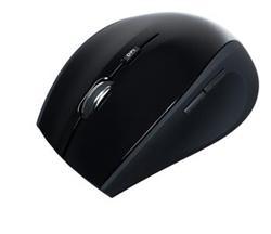 CONNECT IT bezdrátová optická myš s nabíjecí dokovací stanicí