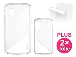 CONNECT IT S-COVER pro LG Nexus 4 (E960) ČIRÉ