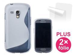 CONNECT IT S-COVER pro Samsung Galaxy S3 Mini (i8190) ČIRÉ
