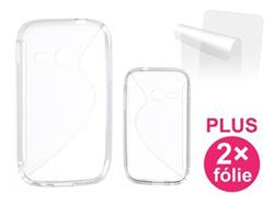CONNECT IT S-COVER pro Samsung Galaxy Young (S6310) ČIRÉ