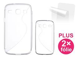 CONNECT IT S-COVER pro Samsung Galaxy Core Duos (i8262) ČIRÉ