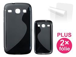 CONNECT IT S-COVER pro Samsung Galaxy Core Duos (i8262) ČERNÉ