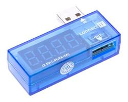 CONNECT IT USB měřič proudu a napětí