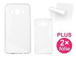 CONNECT IT S-COVER pro Samsung Galaxy A3 (SM-A300F) ČIRÉ