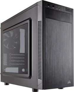 Corsair PC skříň Carbide Series 88R MicroATX Mid-Tower, 120mm větrák