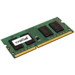 Crucial DDR3L 2GB SODIMM 1.35V 1600MHz CL11 SR x4