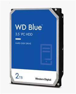 WD Caviar Blue WD20EZRZ 2TB 5400RPM SATA 6G 64MB