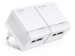 TP-Link Powerline ethernet TP-Link TL-PA4020KIT Twin Pack (2ks) ultra compact adaptér (AV500 Mbps)