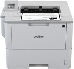 Brother HL-L6400DW (duplex,50str.,1200dpi,512MB,PCL6,USB 2.0,displej,NFC) WiFi+Ethernet