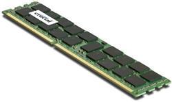 Crucial DDR3 16GB DIMM 1600MHz CL11 ECC Reg DR x4