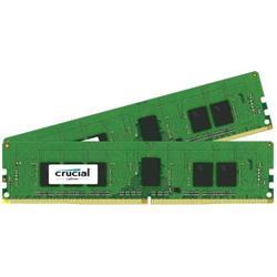 Crucial DDR4 8GB (Kit 2x4GB) DIMM 2133MHz CL15 ECC Reg SR x8