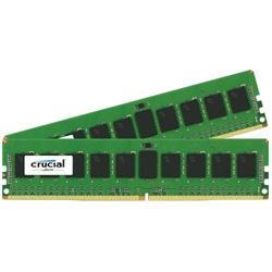 Crucial DDR4 16GB (Kit 2x8GB) DIMM 2133MHz CL15 ECC Reg SR x4
