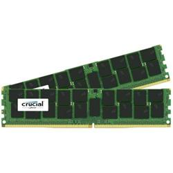 Crucial DDR4 32GB (Kit 2x 16GB) DIMM 2133MHz CL15 ECC Reg DR x4