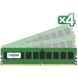 Crucial DDR4 32GB (Kit 4x8GB) DIMM 2133MHz CL15 ECC Reg SR x4