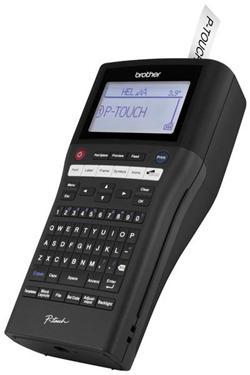 Brother PT-H500 Robustní ruční tiskárna štítků s možností připojení k PC