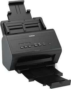 Brother ADS-2400N Vysokorychlostní Oboustranný skener s ethernet