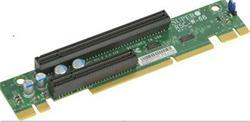 SUPERMICRO Riser card 1U PCI-E x16 + PCI-E x8  levý pro X11SSW-F (5019S-WR) RSC-W-68