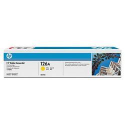 HP Toner yellow   1000str   Color LaserJet Pro CP1025