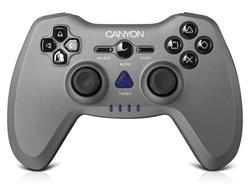 CANYON bezdrátový gamepad (pro PC, PS2, PS3)