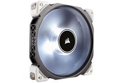 Corsair ventilátor Air Series ML140 Magnetická levitace, Single pack, 140mm, LED bílá
