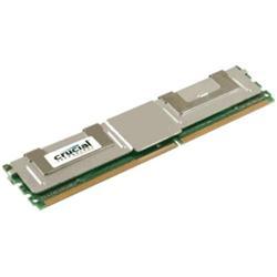 Crucial DDR2 DIMM 4GB 667MHz CL5 ECC Fully Buffered