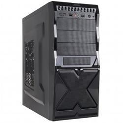 Akyga PC skříň Midi ATX herní