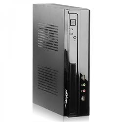 Akyga PC skříň mini ITX s PC zdrojem 200W PFC