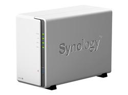 Synology™ DiskStation DS216j 2-bay NAS