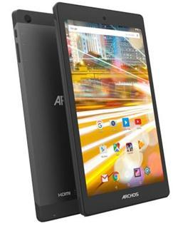 """ARCHOS 80 Oxygen,Tablet 8"""" 1920x1200 IPS, 1.3GHz QC, 2GB/32GB, Android 6.0, MicSD, USB, HDMI, BT, GPS, WiFi, černý"""