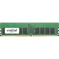 Crucial DDR4 16GB DIMM 2400MHz CL17 ECC Reg DR x8