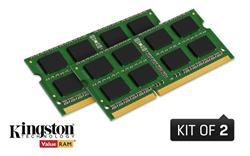 Kingston DDR3L 16GB (Kit 2x8GB) SODIMM 1.35V 1600MHz CL11