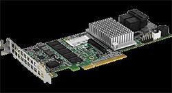 SUPERMICRO 12Gb/s SAS controller, Internal RAID Adapter LSI SAS 3108, 8-port (int.),2GB cache, RAID 0,1,5,6,10,50,60
