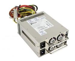 SUPERMICRO  PS2 500W Redundant Power Supply Set (2 modules, with housing)