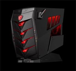 Aegis 3 VR7RD-002EU//i7-7700 ( 3.6 - 4.2 GHz)/16GB DDR4/ GTX 1070 8GB  /2TB + 256GB M.2 PCIe /DRW/W10/Black