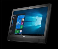 "Pro 24 6M-027XEU/23.6"" LED FHD non Touch/i5-6400 (2.70GHz)/4GB DDR4/HD Graphics 530/128GB 2.5"" SSD//Non-OS/Black"