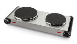 Tristar KP-6248 Dvojplotýnkový vařič, nerez, 2500W