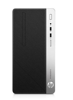 HP ProDesk 400 G4 MT, i7-7700, Intel HD, 8 GB, SSD 256 GB, DVDRW, W10Pro, 1y