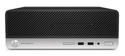 HP ProDesk 400 G4 SFF, i3-7100, Intel HD, 4 GB, SSD 128 GB, DVDRW, W10Pro, 1y