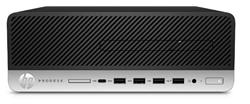 HP ProDesk 600 G3 SFF, i3-7100, Intel HD, 4 GB, 500 GB, DVDRW, usb slim k+m, W10Pro, 3y