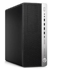 HP EliteDesk 800 G3 TWR, i7-7700, Intel HD, 8 GB, SSD 256 GB, DVDRW, W10Pro, 3y