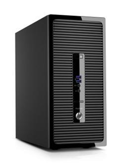 HP ProDesk 400 G4 MT, i5-6500, Intel HD, 4GB RAM, 500GB, DVDRW, W10Pro, 1y