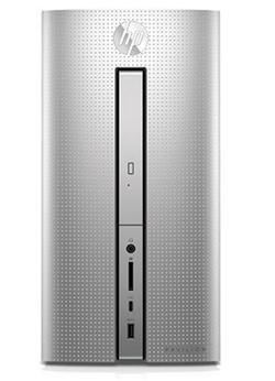 HP Pavilion 570-p021nc, Pentium G4560, R5-435/2GB, 8GB, 1TB 7k2, DVDRW, W10, 2y