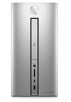 HP Pavilion 570-p071nc, i7-7700, GTX1050/2GB, 16GB, 256GB SSD + 1TB 7k2, DVDRW, W10, 2y