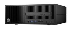 HP 280 G2 SFF, G3900, Intel HD, 4GB, 500GB, DVDRW, CR, W10, 2y
