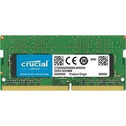 Crucial DDR4 2GB SODIMM 2400MHz CL17 SR x16
