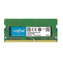 Crucial DDR4 4GB SODIMM 2400MHz CL17 SR x16