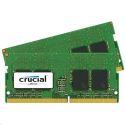 Crucial DDR4 8GB (Kit 2x4GB) SODIMM 2400MHz CL17 SR x8