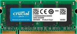 Crucial DDR 1GB SODIMM 400MHz CL3